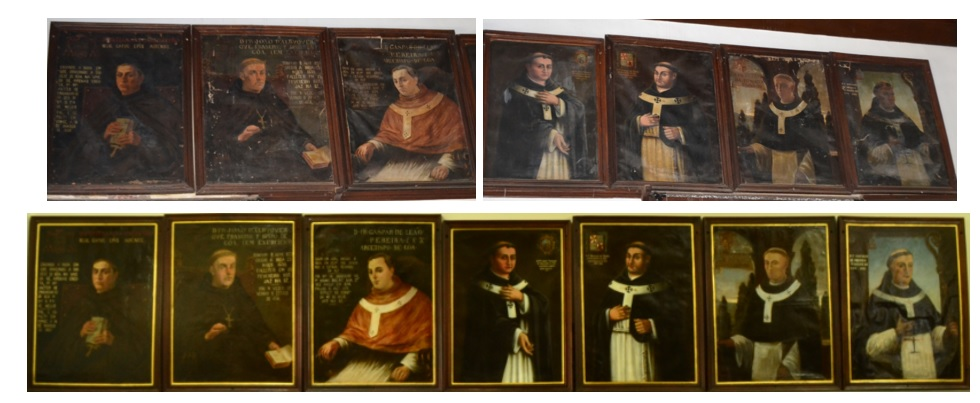 Archbishops before and after