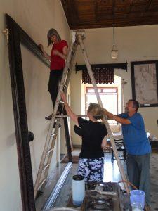 rickety-ladder